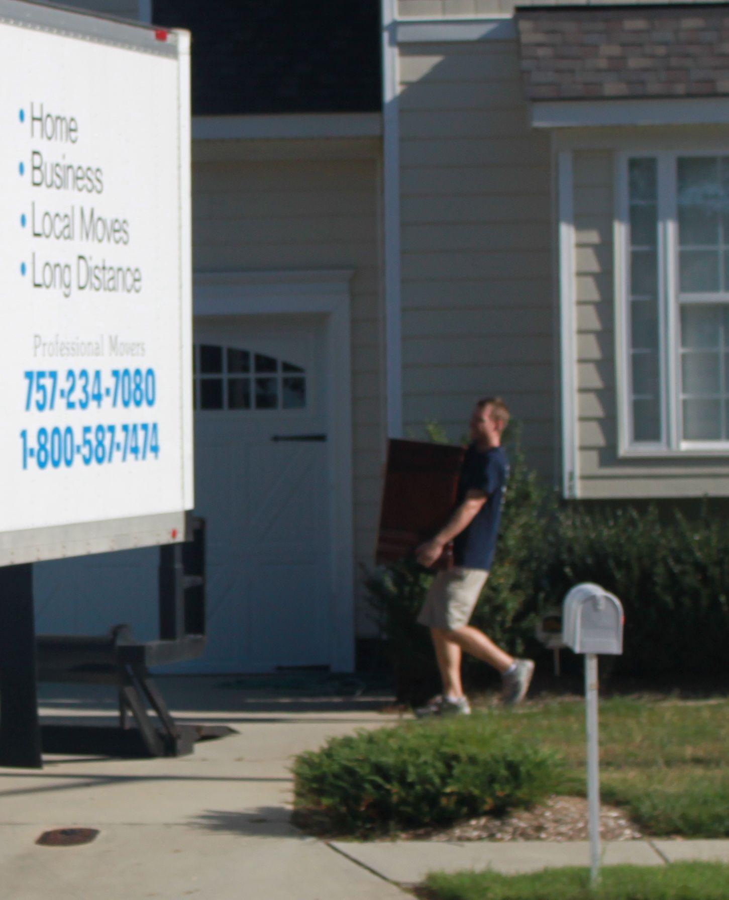 Residential Movers Va Hampton Roads Relocation
